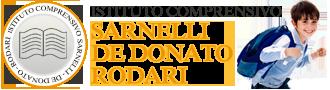 Istituto Comprensivo Sarnelli, De Donato, Rodari